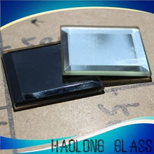 high quality self adhensive small piece together beveled edge mirror tiles