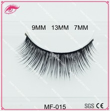 Hot wholesale mink eyelashes with false eyelash packaging