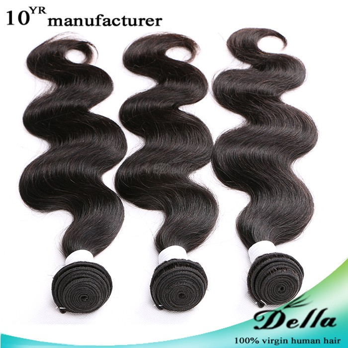 Large Stocks Alibaba Top Quality Direct Factory Wholesale Price Brazilian Hair 100% Virgin Original Natural Human Hair Weave