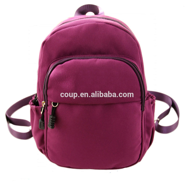 Best Quality School Backpack Fashion Nylon Ladies Travel Cosmetic Bags For College Students