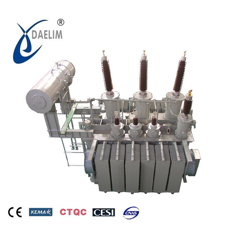 IEC standard 132/33 kv 45 mva power transformer