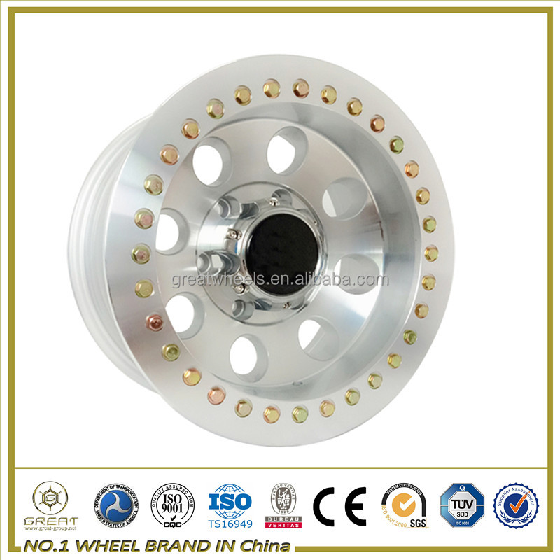 importers of chrome rims 4x4 offroad wheel