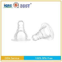 best selling alternative injection baby silicone nipple