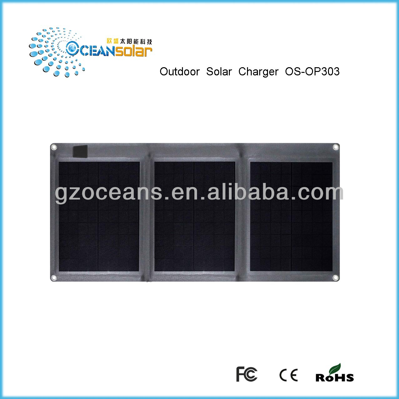 12V battery charger solar panel outdoor solar charger 30W best price for Africa market