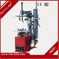 Battle-Axe HC-094 full-automatic Tilting column Tire Repair Machine with help arm