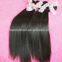 hot sell cheap high quality silky straight premium now human hair extension