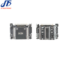 jfphoneparts For Samsung galaxy S3 i9300 micro usb charger charging connector plug dock jack socket port