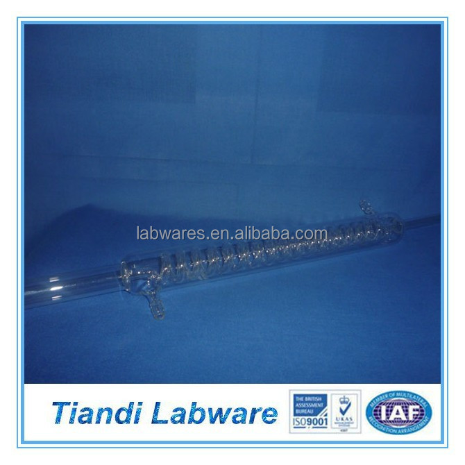 Condenser Graham with Coiled Inner Tube, Laboratory Glassware