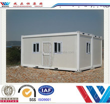 Elegent luxury american style container house villa,modern 40 feet container house