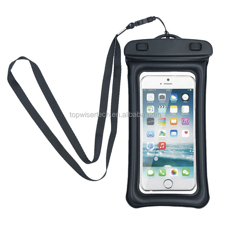 floating waterproof phone pouch cellphone bag