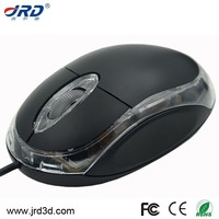 Simple USB Optical Wired Computer Mouse