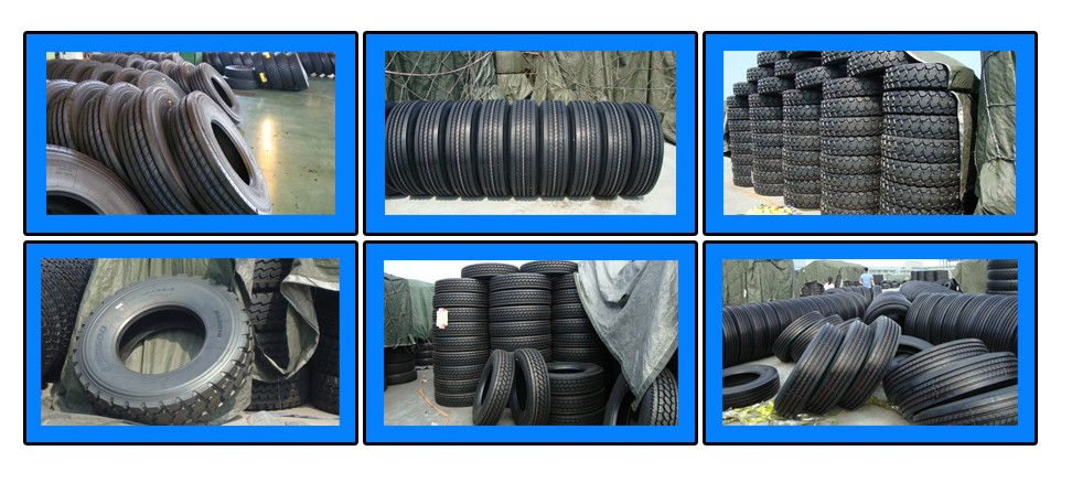 China High Quality Steel Heavy Radial Tire with Lower Price 9R20 825R20 825R16 Light Truck Tire 750R16