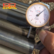 China standard ms hollow section tensile strength schedule 20 steel pipe