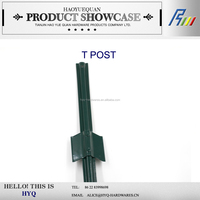 Studded T Fence Post/Galvanized Picket/Y Fence post for USA Type