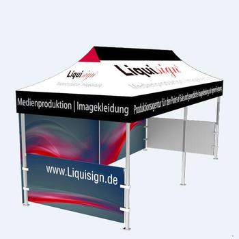 Popular Customized Exhibition Heavy Duty 10X20 Customized Advertising Retractable Tent