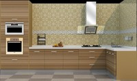 wood plastic composite kitchen cabinets board