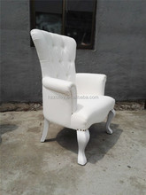 Europe Style Latest Hotel Classical Design Small Comfortable Chair