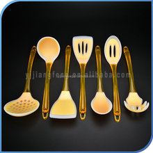 7PCS Colorful Handle Kitchen Utensils Tool Set FDA Approved