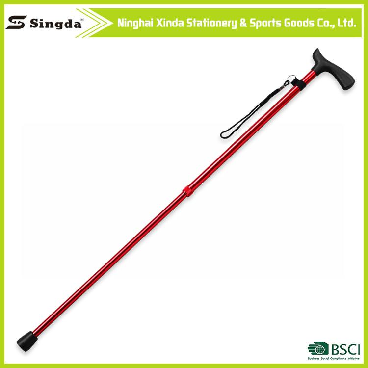high quality popular trekking pole/walking cane