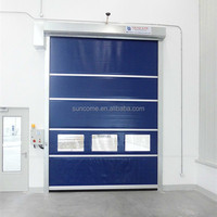 cold room pvc door high speed shutter door