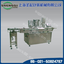 Factory Price Shengqi Miticides Filling and Capping Machine