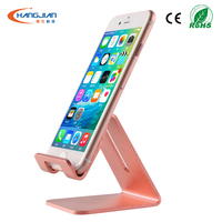 Newest display stand for Iphone IPad tablet pc metal material no charger car stand holder