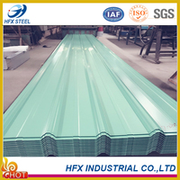 corrugated steel roof for roofing sheets