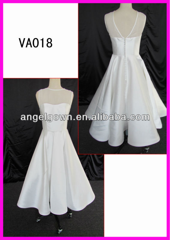 2014 bias mikado guangzhou design latest modern wedding dress