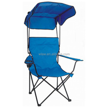 folding chair with roof