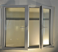 Fashion design for aluminum stacking tilt and turn window for house with a competitive price