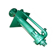 Drilling mud feeding vertical pump used in oil and gas field