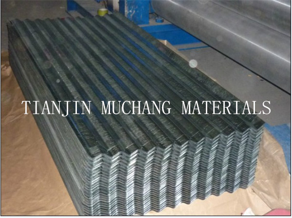 YX18-80-850 wave type Roof sheet Roof tile