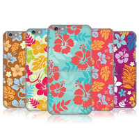 HAWAIIAN PATTERNS Wholesale Custom Design Cell Phone Case for iphone 6 phone case