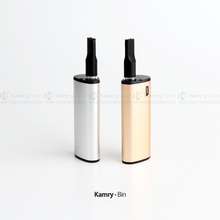 Black kit large quantity cheap price usb recharge 650mah kamry Bin e cigarette wholesale