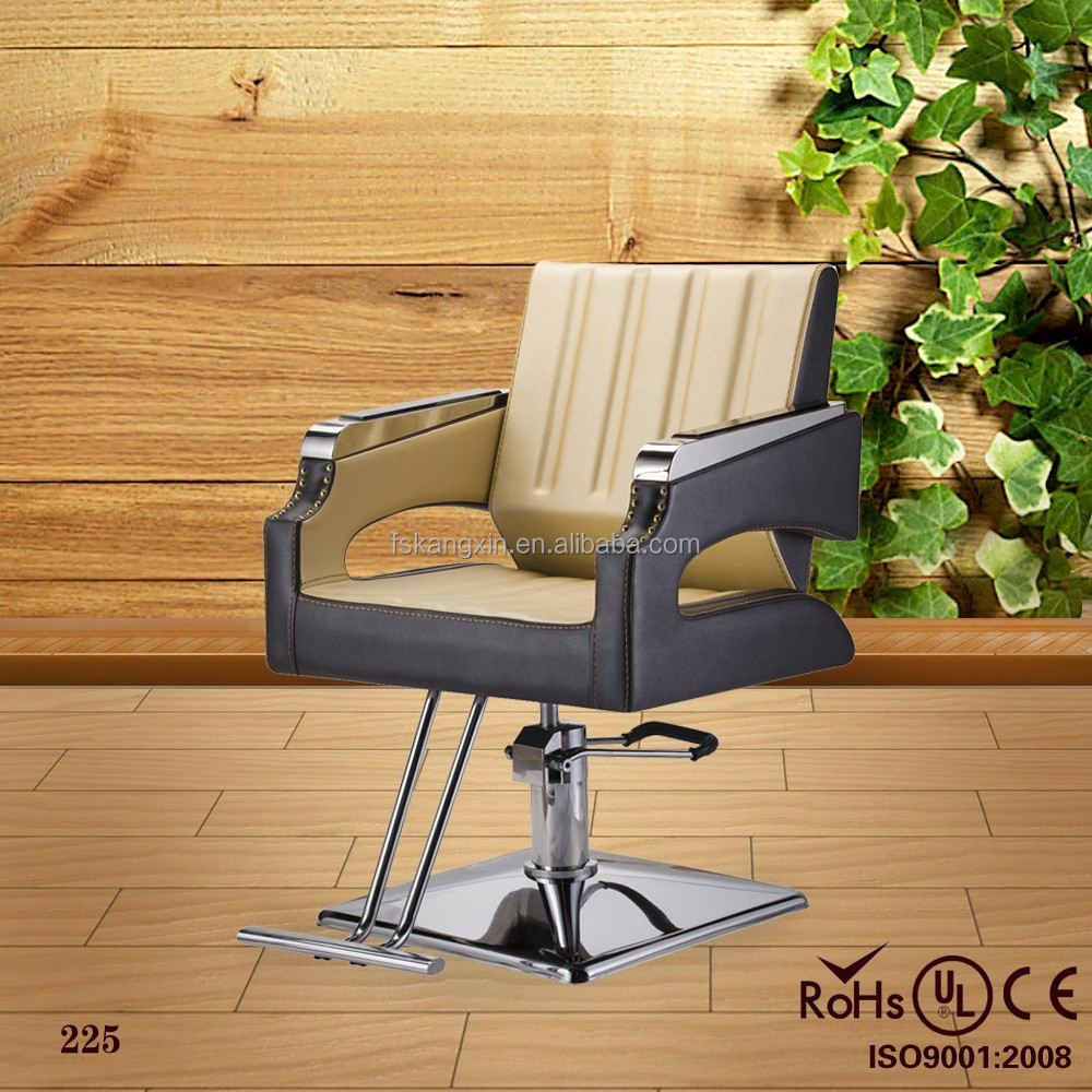 Luxury wholesale barber supplies/used barber chairs for sale/beauty salon furniture (KM-225)