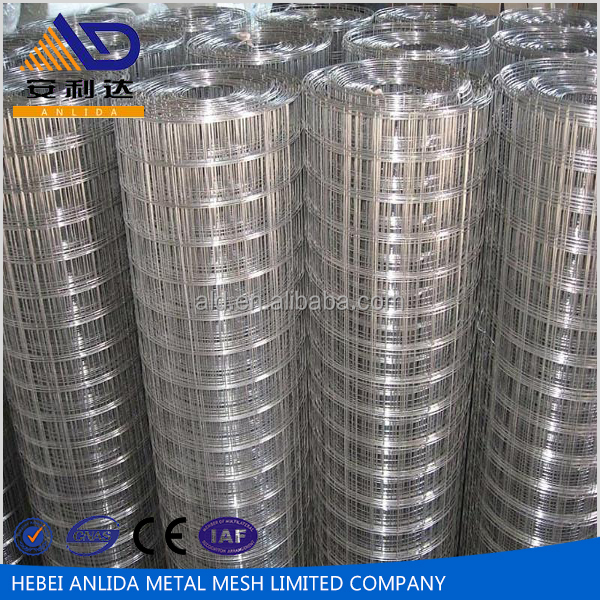 Hot dip galvanized wire mesh / wire mesh with different gauge