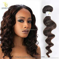 Brand Name double weft 6a 7a 8a wholesale loose wave Malaysia hair extension