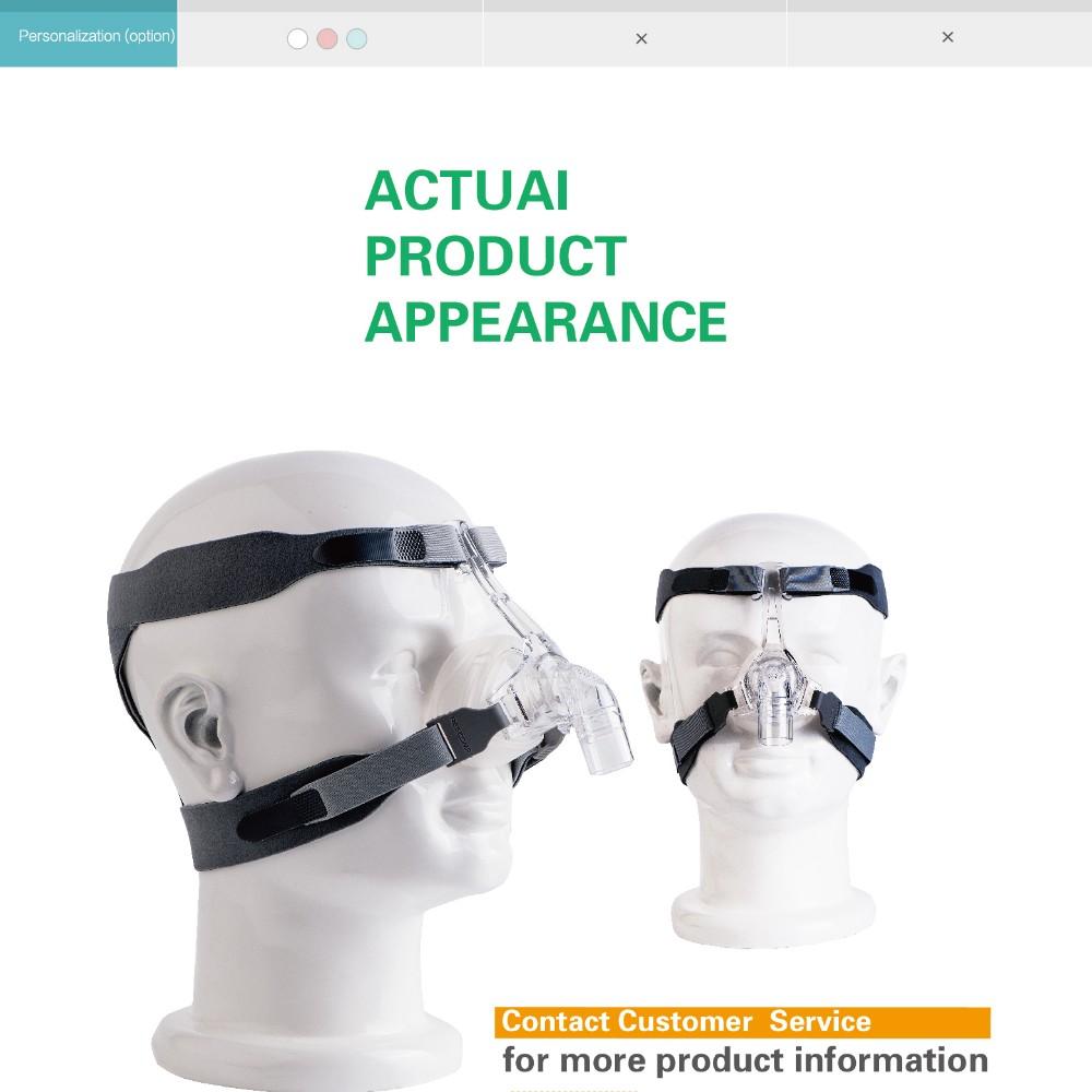 cpap machine mask types