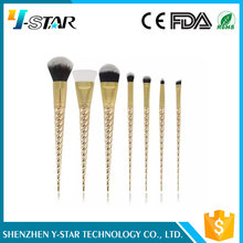 custom design makeup cosmetic set unicorn brush