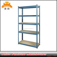 BAS-060 high quality four layer industrial home goods shelf household storage shelf