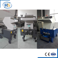 PE PP Waste Plastic Recycling Bottle Crusher Manufacturer