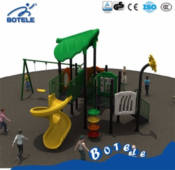 Lovely forest animal playground equipment