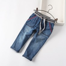 C65827A Europe newest long pants for kids