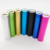 perfume Power bank 2600mAh 18650 Power Bank powerbank 2600 mah External