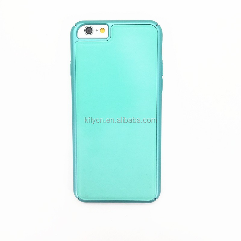 factory outlet aluminum+leather hybird phone case for iphone 7/7s