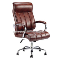 High Back Revolving Adjustable Executive PU Chair For Office Use