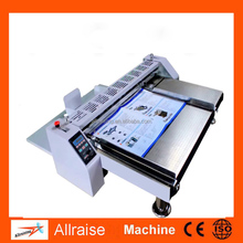 Factory Price Electrical Paper Creaser, Manual Paper Creasing Machine