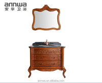 Chinese antique bathroom cabinets bathroom vanities factory price