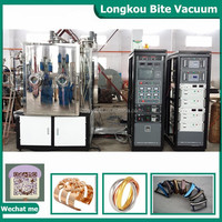 jewelry making metal chain gold ion plating machine,chain coating machine for jewelry,gold silver chain coating machine