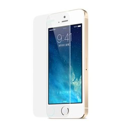 Factory Price!! Wholesale for Apple iPhone 5s Tempered Glass Screen Protector, Mobile Phone Screen Protector for iPhone 5s